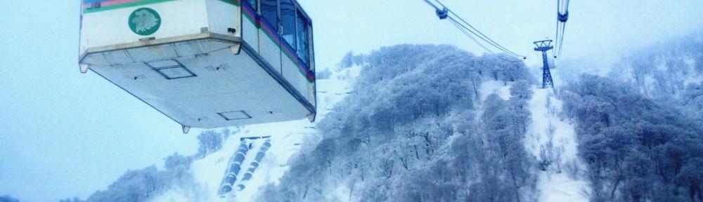 今日の一枚 [14]  -沖縄生まれの人間は未だに雪でテンション上がる訳で-