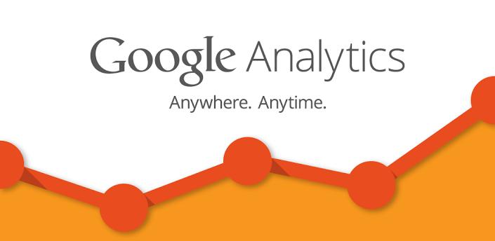 Androidには公式GoogleAnalyticsアプリがあるなんて知らなかったから早速使ってみた