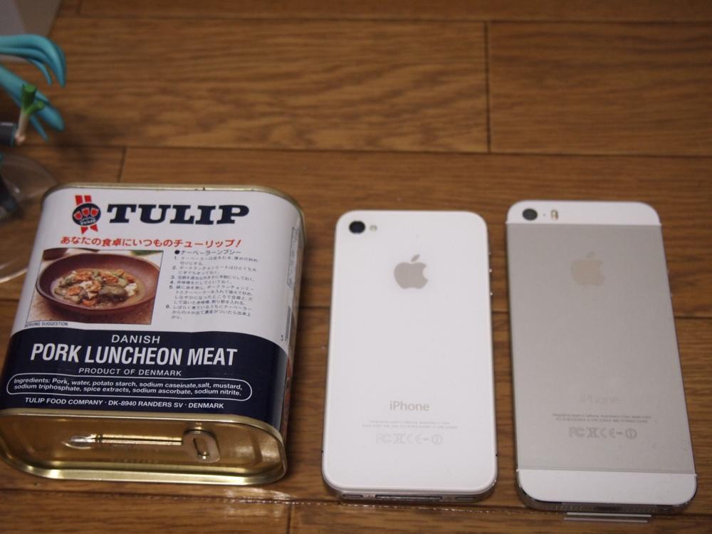 【SPAMを】iPhone5sシルバーを入手出来たので開封の儀式をとりおこないます!【捧げる】