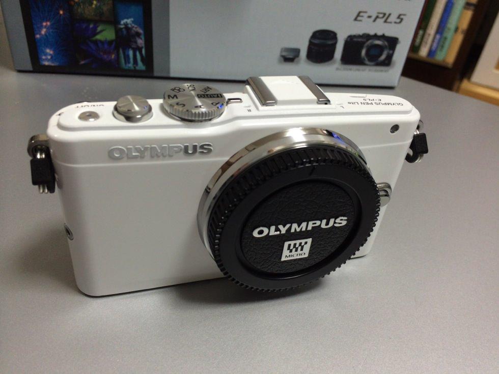今更ながらオリンパスのミラーレス一眼PEN E-PL5を買いました!なぜE-PL6じゃなくてE-PL5を買ったのかその辺の話。