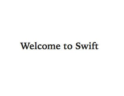 Appleが発表した新言語Swiftとはどんなものなのかちょっと調べてみた #swift